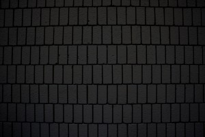 Black Brick Wall Texture with Vertical Bricks - Free High Resolution Photo