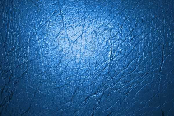 Blue Leather Texture - Free High Resolution Photo