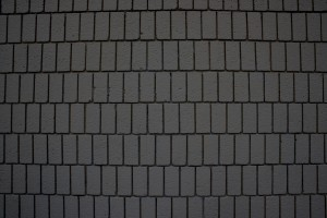 Charcoal Gray Brick Wall Texture with Vertical Bricks - Free High Resolution Photo