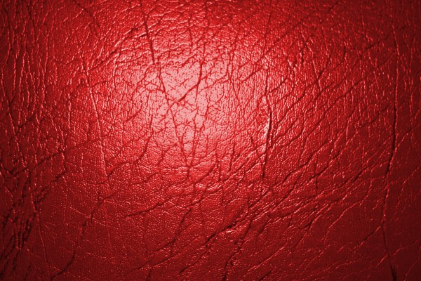 Red Leather Texture - Free High Resolution Photo