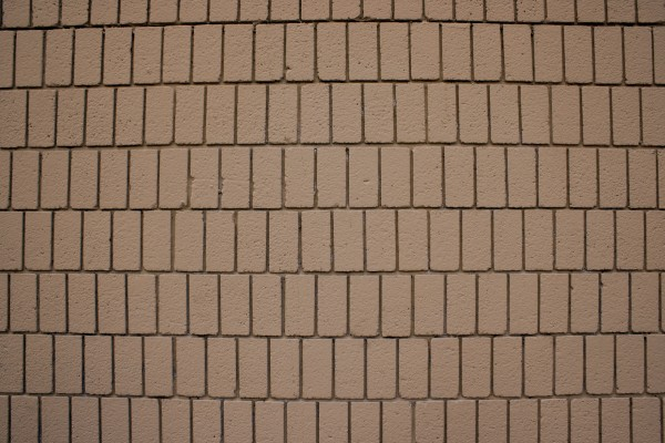 Light Brown Brick Wall Texture with Vertical Bricks - Free High Resolution Photo