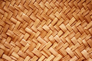 Light Brown Woven Straw Texture - Free High Resolution Photo