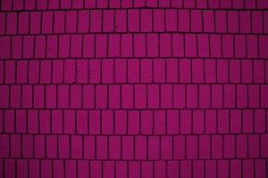 Magenta Brick Wall Texture with Vertical Bricks - Free High Resolution Photo