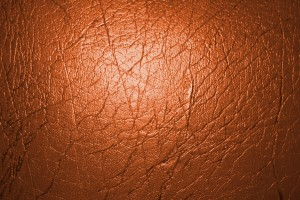 Rust Orange Leather Texture - Free High Resolution Photo