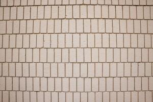 Tan Brick Wall Texture with Vertical Bricks - Free High Resolution Photo