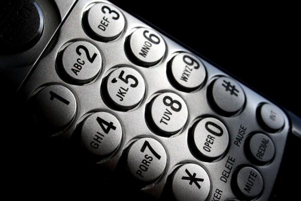 Telephone Key Pad - Free High Resolution Photo