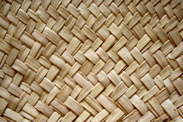 Woven Straw Texture - Free High Resolution Photo