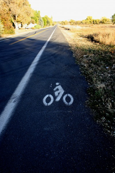 Bike Lane - Free High Resolution Photo