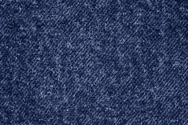 Dark Blue Denim Fabric Texture - Free High Resolution Photo