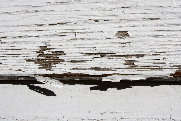 Peeling White Paint Texture - Free High Resolution Photo