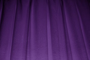 Purple Curtains Texture - Free High Resolution Photo
