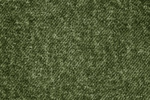 Olive Green Denim Fabric Texture - Free high resolution photo