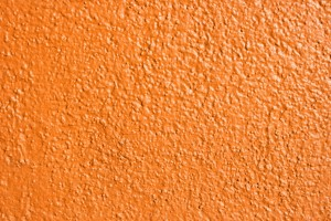 Orange Painted Wall Texture - Free High Resolution Photo