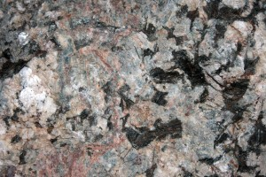 Pegmatite Rock Texture with Feldspar, Mica and Quartz Crystals - Free High Resolution Photo