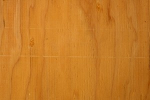 Plywood Close Up Texture with Vertical Wood Grain - Free High Resolution Photo