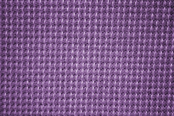 Purple Upholstery Fabric Texture - Free High Resolution Photo