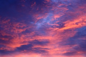 Red Clouds at Sunrise - Free High Resolution Photo
