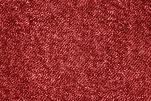 Red Denim Fabric Texture - Free High Resolution Photo