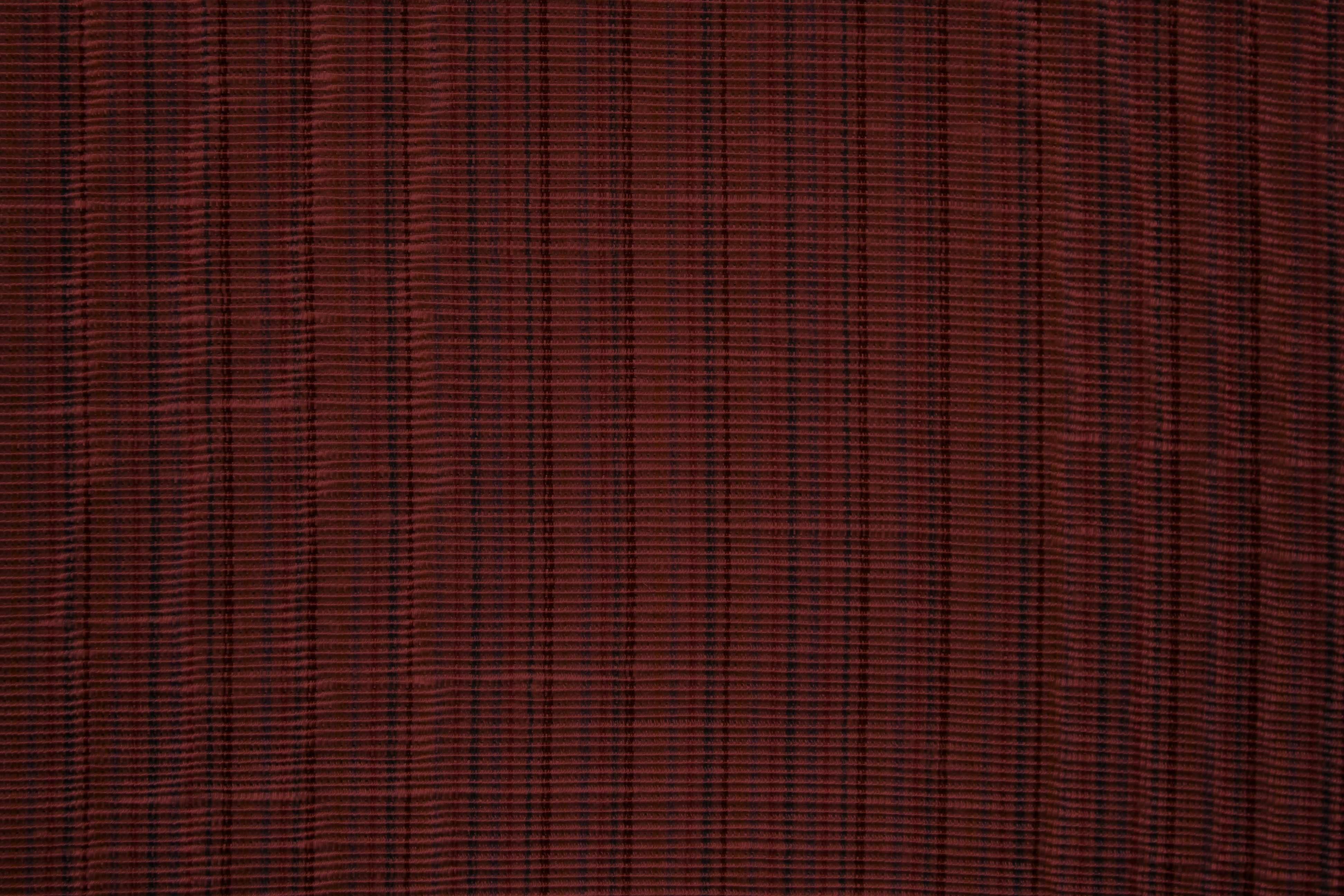 Well-known Brick Red Upholstery Fabric Texture with Stripes Picture | Free  LA96