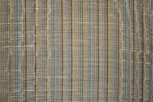 Brown and Blue Striped Upholstery Fabric Texture - Free High Resolution Photo