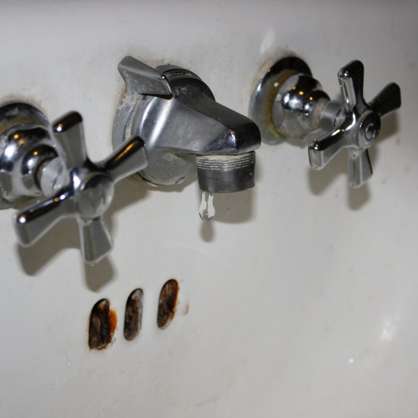 Dripping Faucet - Free High Resolution Photo