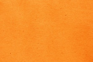 Orange Paper Texture with Flecks - Free High Resolution Photo