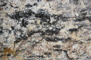 White Quartz and Black Mica Schist Rock Texture - Free High Resolution Photo