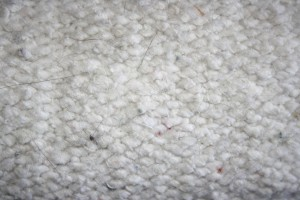 Cat Fur on White Blanket Close Up - Free High Resolution Photo