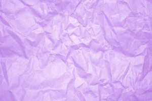 Crumpled Lavender Paper Texture - Free High Resolution Photo