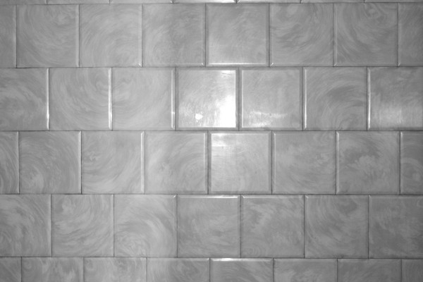 Gray Bathroom Tile with Swirl Pattern Texture - Free High Resolution Photo