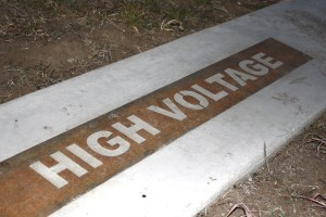 High Voltage Sign - Free High Resolution Photo