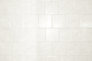 Ivory or Off White Bathroom Tile with Swirl Pattern Texture - Free High Resolution Photo