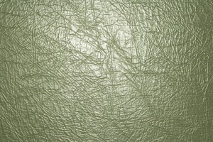 Olive Green Leather Texture Close Up - Free High Resolution Photo