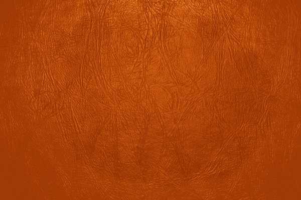 Orange Leather Close Up Texture - Free High Resolution Photo