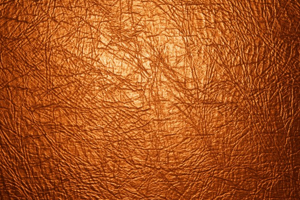 Orange Leather Texture Close Up - Free High Resolution Photo