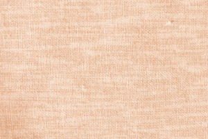 Peach or Light Orange Woven Fabric Close Up Texture - Free High Resolution Photo