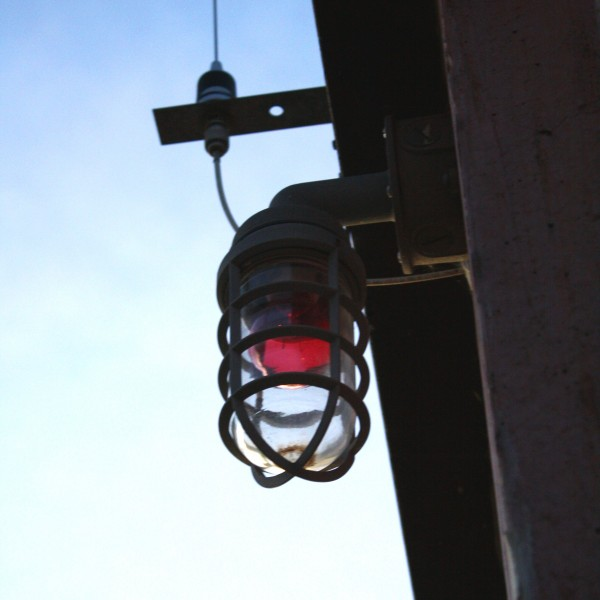 Red Security Light - Free High Resolution Photo