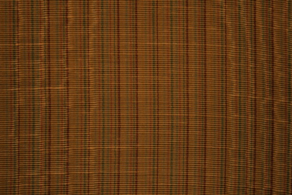 Rust Brown Upholstery Fabric Texture with Stripes - Free High Resolution Photo