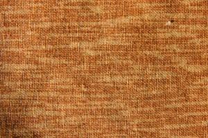 Rust Orange Woven Fabric Close Up Texture - Free High Resolution Photo