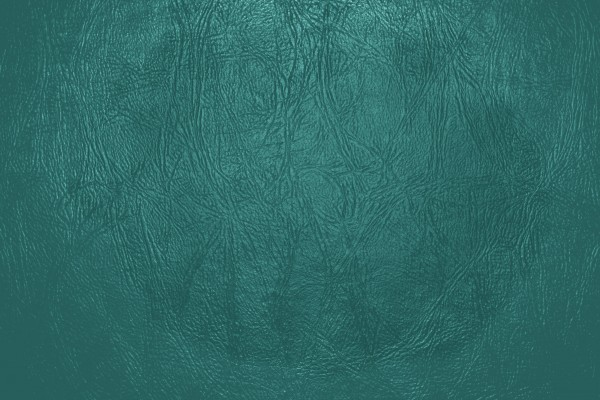 Teal Leather Close Up Texture - Free High Resolution Photo