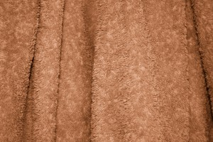 Brown Terry Cloth Bath Towel Texture - Free High Resolution Photo