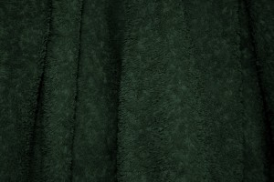 Forest Green Terry Cloth Bath Towel Texture - Free High Resolution Photo