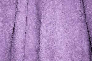 Lavender Terry Cloth Bath Towel Texture - Free High Resolution Photo