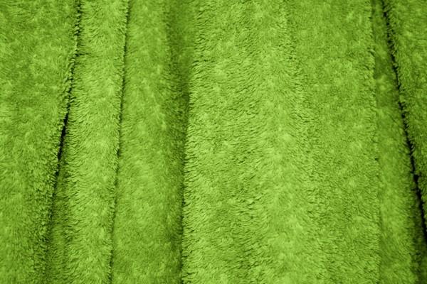 Lime Green Terry Cloth Bath Towel Texture - Free High Resolution Photo