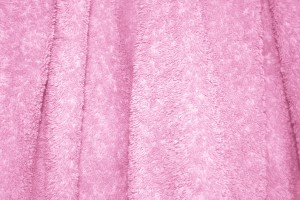 Pink Terry Cloth Bath Towel Texture - Free High Resolution Photo
