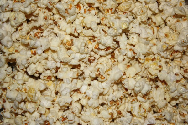 Popcorn Texture - Free High Resolution Photo