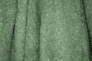Sage Green Terry Cloth Bath Towel Texture - Free High Resolution Photo