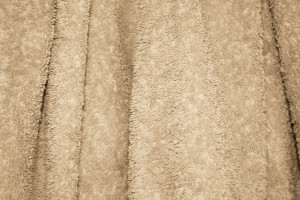 Tan Terry Cloth Bath Towel Texture - Free High Resolution Photo