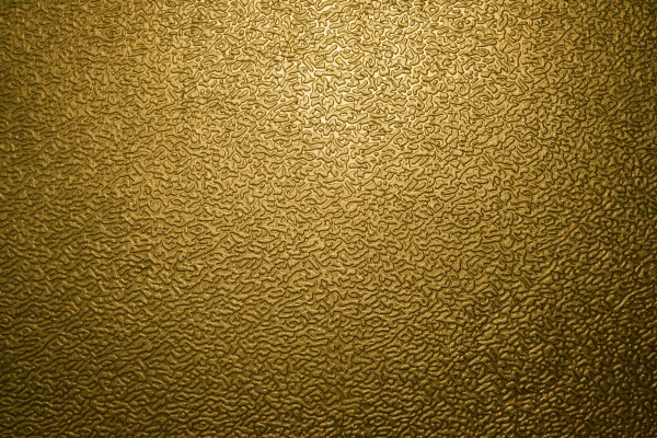 Textured Gold Plastic Close Up - Free High Resolution Photo