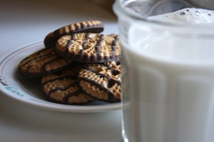 Cookies and Milk - Free High Resolution Photo
